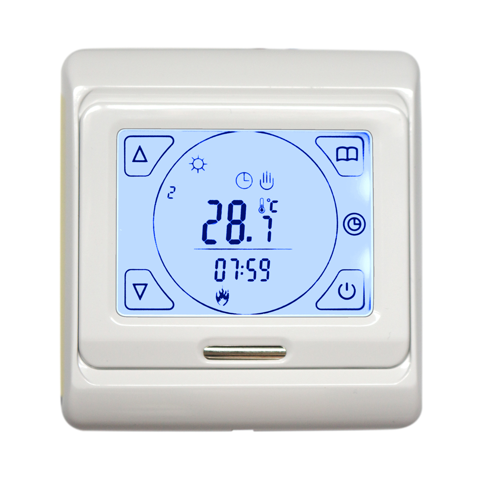 ME5903A Touch screen thermostat for water heating